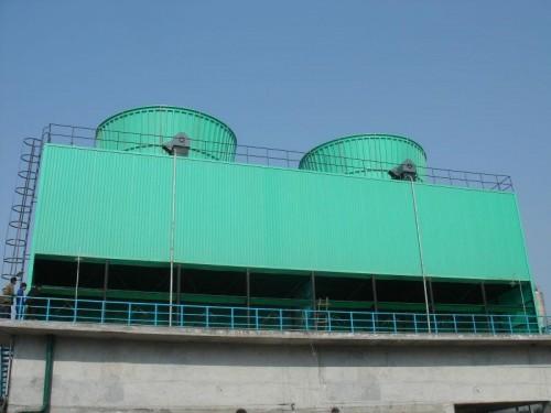 大型工业冷却塔