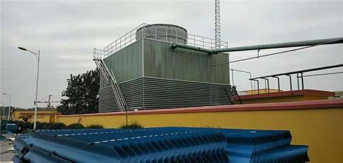 大型冷水塔