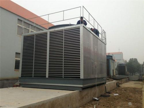 超低噪方形横流式冷却塔